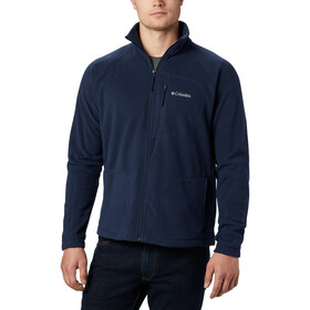 Columbia Fast Trek II Fleece Jack Doorlopende Rits Groot formaat Heren, collegiate navy